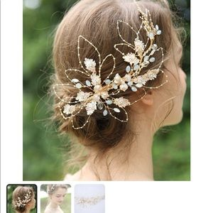 🌟Beautiful Bridal Floral Piece! New Never Worn🌟